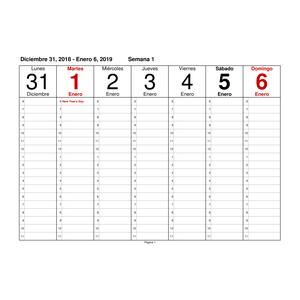 Calendario Diciembre 2018 Argentina.Plantillas De Calendarios Gratis Plantillas Excel Com